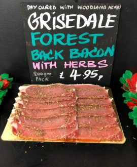 Grisedale Bacon