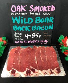 Smoked WB Back Bacon