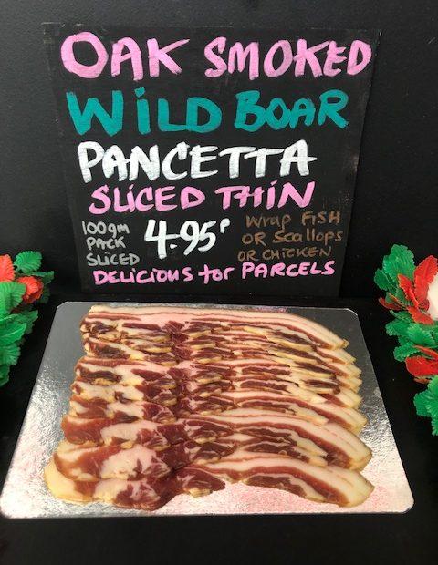Smoked WB Pancetta