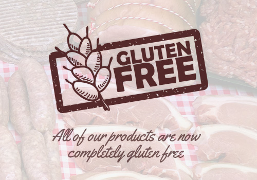 Everything Is Gluten Free!